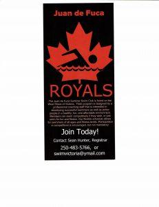 Royals Swim Team-Dec 14