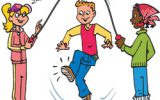 Jump Rope for Heart and Bicycle Pickup