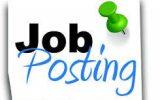 Job Posting – Supervision Assistants